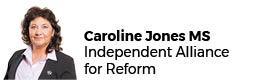 Caroline Jones AM