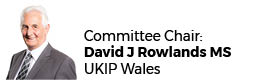 David J Rowlands AM (Chair)