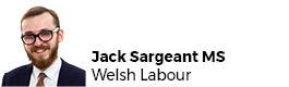 Jack Sargeant AM