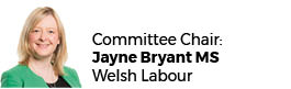 Jayne Bryant AM (Chair)
