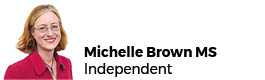 Michelle Brown AM