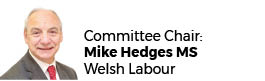 Mike Hedges AM (Chair)